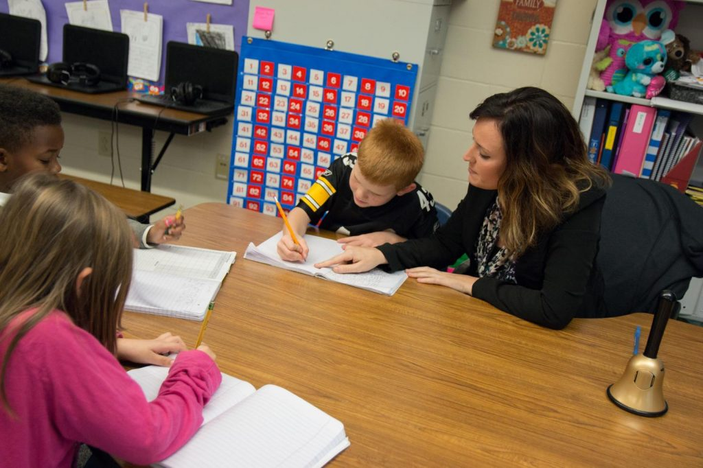 literacy programs, helping students with reading instruction
